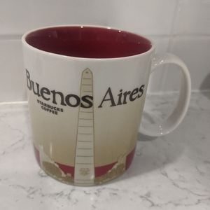 Buenos Aires Collector Series Starbucks Mug